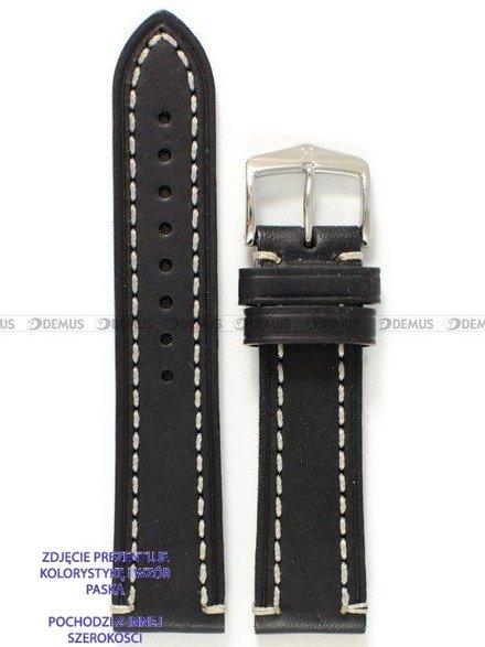 Pasek skórzany do zegarka - Hirsch Liberty 10900250-2-18 - 18 mm