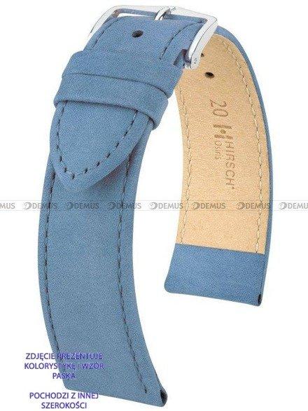 Pasek skórzany do zegarka - Hirsch Osiris 03433182-2-16 - 16 mm