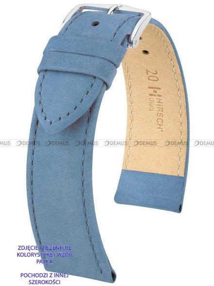 Pasek skórzany do zegarka - Hirsch Osiris 03433182-2-18 - 18 mm