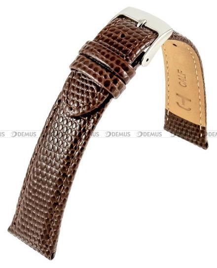 Pasek skórzany do zegarka - Horido 0065.02.18S - 18 mm