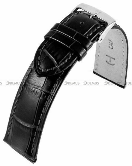 Pasek skórzany do zegarka - Horido 0189.01.28S-MAT - 28 mm