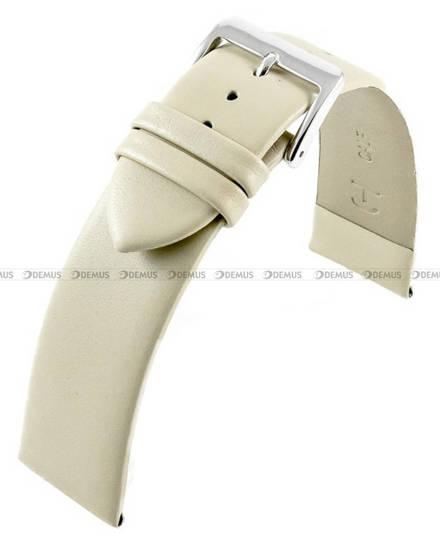 Pasek skórzany do zegarka - Horido 4504.08.22S - 22 mm
