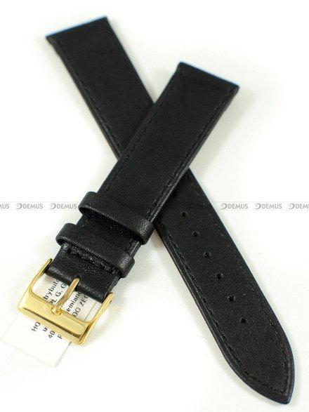 Pasek skórzany do zegarka - Horido 4523L.01.20G - 20 mm