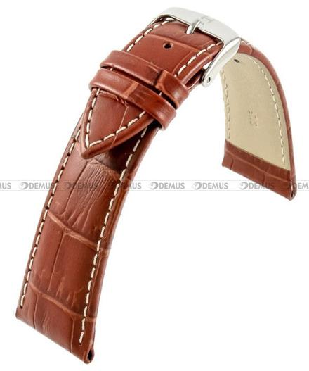Pasek skórzany do zegarka - Horido 9613.03.22S - 22 mm