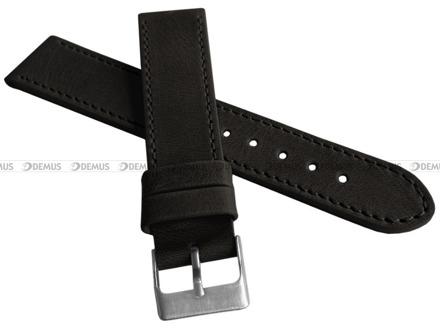 Pasek skórzany do zegarka - LAVVU LSAUB24 - 24 mm