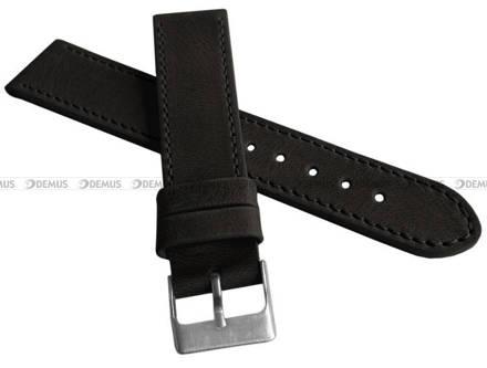 Pasek skórzany do zegarka - LAVVU LSAUB30 - 30 mm