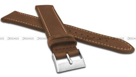 Pasek skórzany do zegarka - LAVVU LSDUE20 - 20 mm
