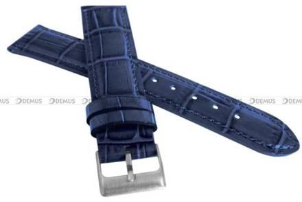 Pasek skórzany do zegarka - LAVVU LSIUL18 - 18 mm
