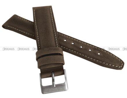 Pasek skórzany do zegarka - LAVVU LSKUC20 - 20 mm
