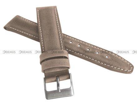 Pasek skórzany do zegarka - LAVVU LSKUF20 - 20 mm