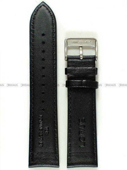 Pasek skórzany do zegarka Lorus - RHG069X - 22 mm