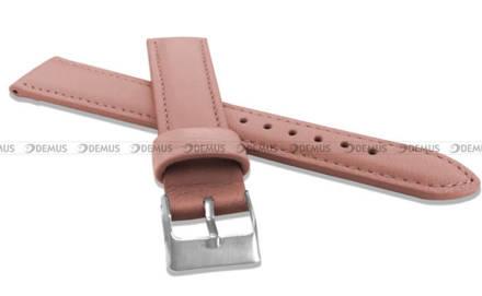 Pasek skórzany do zegarka - Minet MSBUM18 - 18 mm