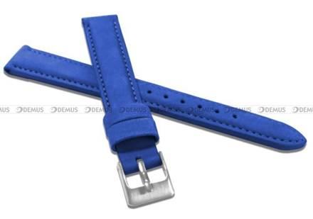 Pasek skórzany do zegarka - Minet MSNUL14 - 14 mm