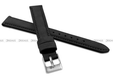 Pasek skórzany do zegarka - Minet MSNUN14 - 14 mm