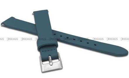 Pasek skórzany do zegarka - Minet MSSEL14 - 14 mm