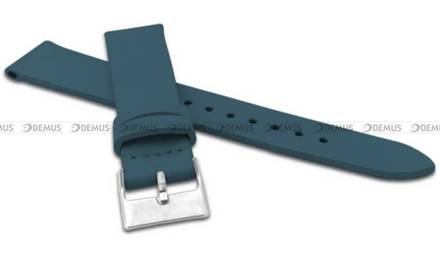 Pasek skórzany do zegarka - Minet MSSUL18 - 18 mm