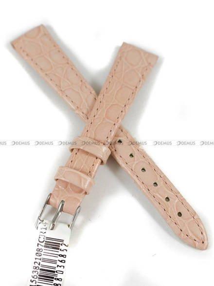 Pasek skórzany do zegarka - Morellato A01D1563821087CR14 - 14 mm