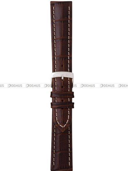 Pasek skórzany do zegarka - Morellato A01U3252480032 - 20 mm