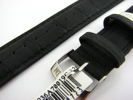Pasek skórzany do zegarka - Morellato A01U3936A70019 20mm