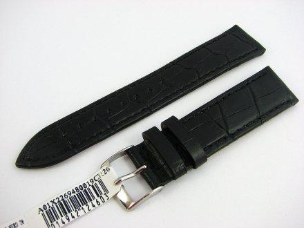 Pasek skórzany do zegarka - Morellato A01X2269480019 20mm