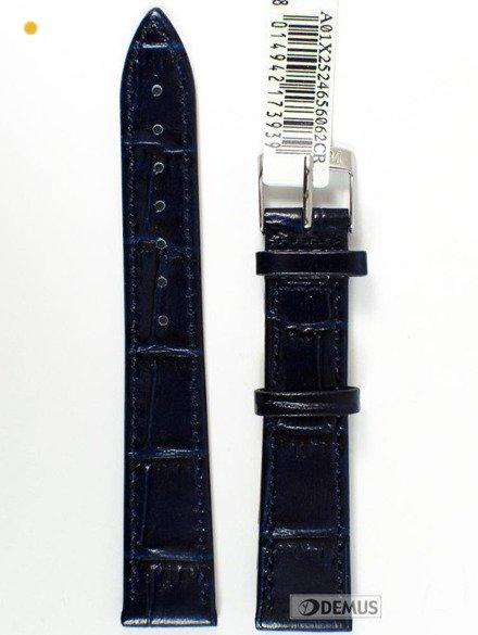 Pasek skórzany do zegarka - Morellato A01X2524656062 18 mm