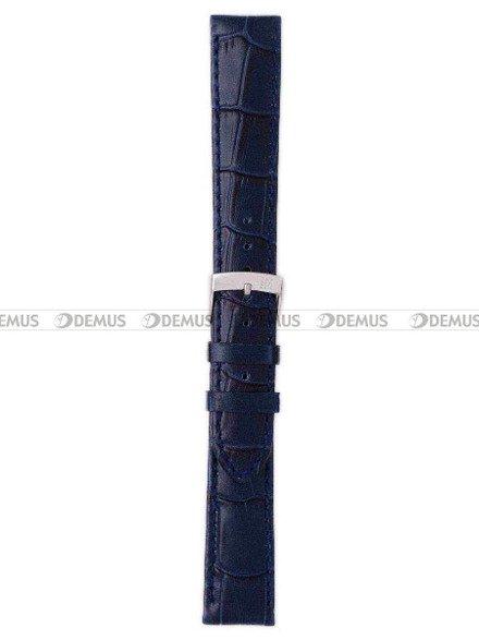 Pasek skórzany do zegarka - Morellato A01X2704656062CR20 - 20 mm