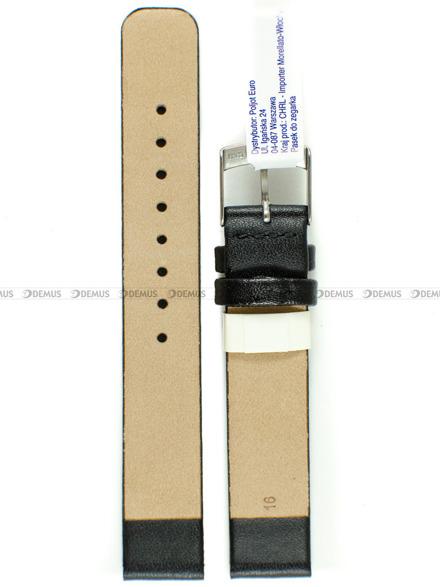 Pasek skórzany do zegarka - Morellato A01X3076875019CR16 - 16 mm