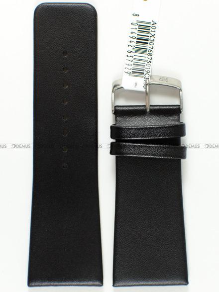 Pasek skórzany do zegarka - Morellato A01X3076875019CR30 - 30 mm