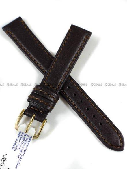 Pasek skórzany do zegarka - Morellato A01X3604A10032CR16 - 16 mm