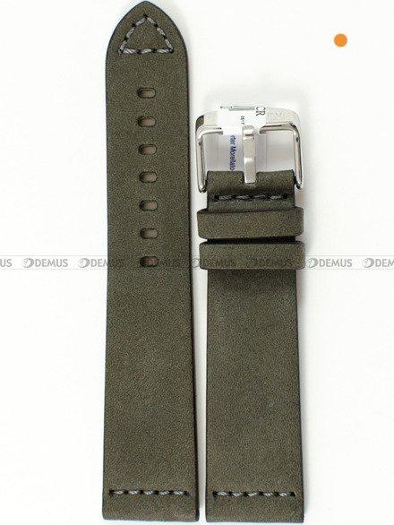 Pasek skórzany do zegarka - Morellato A01X4683B90291CR24 - 24 mm