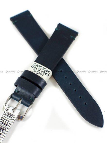Pasek skórzany do zegarka - Morellato A01X5188C23062CR18 - 18 mm