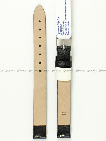 Pasek skórzany do zegarka - Morellato A01X5200875019CR10 - 10 mm