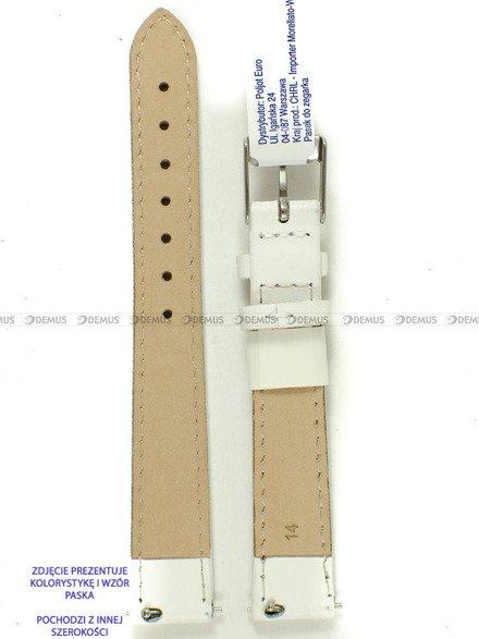 Pasek skórzany do zegarka - Morellato A01X5202875017CR12 - 12 mm