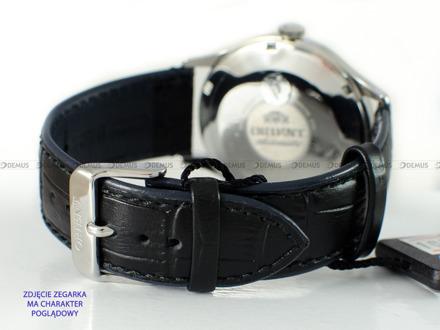 Pasek skórzany do zegarka Orient FAC08004D0 - UDFGGSB - 22 mm