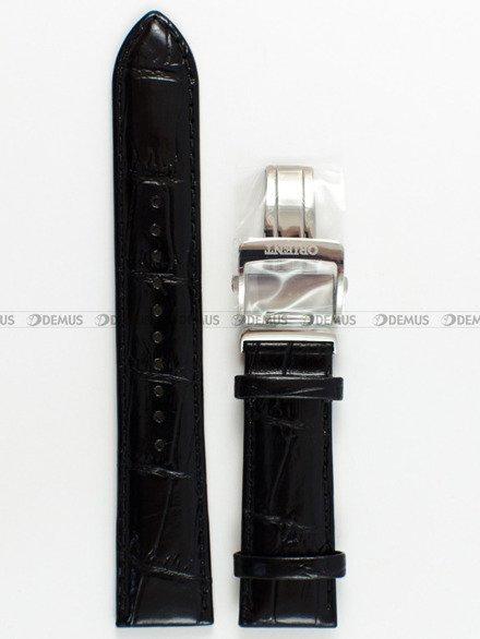 Pasek skórzany do zegarka - Orient SDH00001B0 UDDVQSB - 22 mm