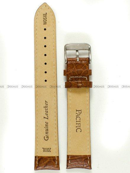 Pasek skórzany do zegarka - Pacific W05XL.20.3.3 - 20 mm