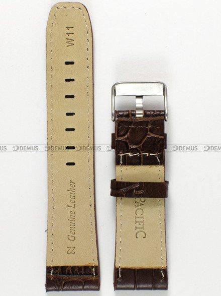 Pasek skórzany do zegarka - Pacific W11.22.2.7 - 22 mm