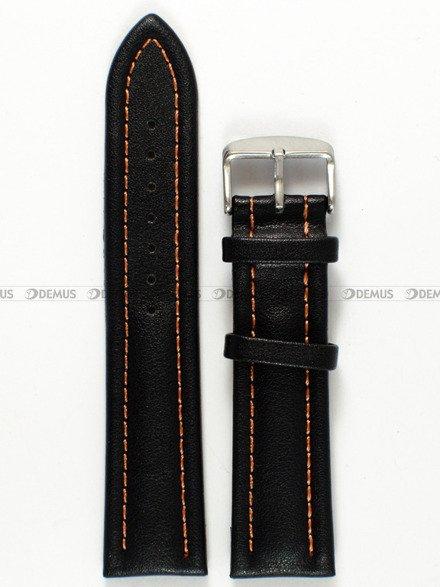 Pasek skórzany do zegarka - Pacific W12.22.1.12 - 22 mm
