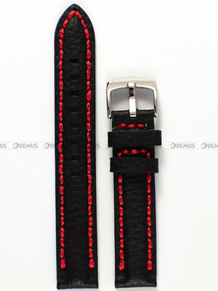 Pasek skórzany do zegarka - Pacific W24.18.1.4 - 18 mm