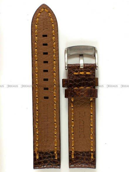 Pasek skórzany do zegarka - Pacific W24.20.2.3 - 20 mm