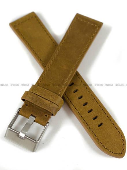Pasek skórzany do zegarka - Pacific W25XL.22.3.3 - 22 mm