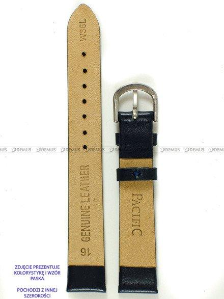 Pasek skórzany do zegarka - Pacific W36L.12.5 - 12 mm