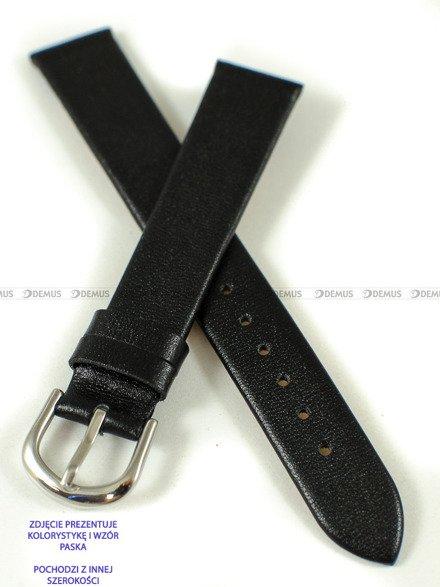 Pasek skórzany do zegarka - Pacific W36L.14.1 - 14 mm