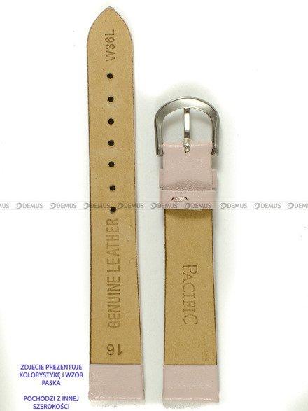 Pasek skórzany do zegarka - Pacific W36L.18.20 - 18 mm