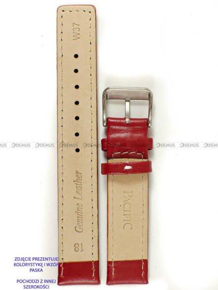 Pasek skórzany do zegarka - Pacific W37.22.4.7 - 22 mm