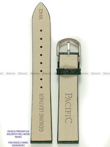 Pasek skórzany do zegarka - Pacific W42.14.9 - 14 mm