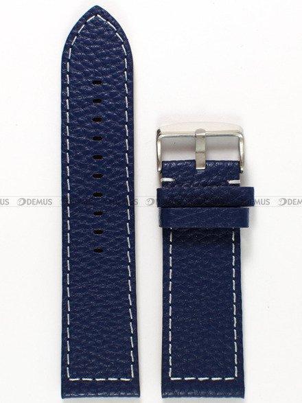 Pasek skórzany do zegarka - Pacific W45.26.5.7 - 26 mm