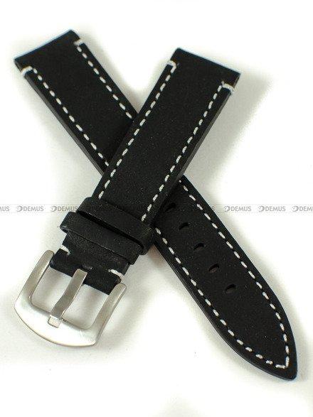 Pasek skórzany do zegarka - Pacific W74.20.1.7 - 20 mm