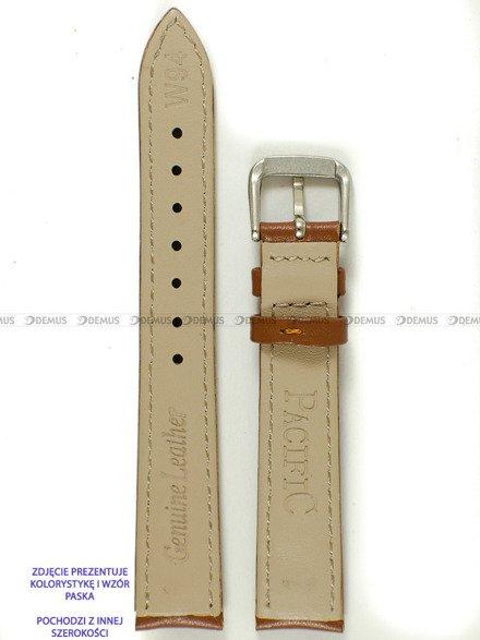 Pasek skórzany do zegarka - Pacific W94.14.3.3 - 14 mm