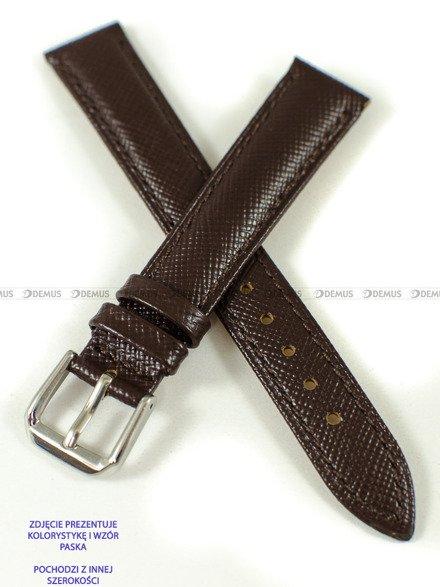 Pasek skórzany do zegarka - Pacific W95.14.2.2 - 14 mm